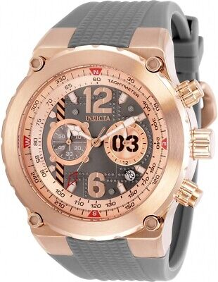 Invicta Aviator Chronograph Quartz Grey Dial Men's Watch 31583