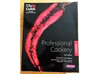 City & Guilds SVQ/NVQ Level 2 Professional Cookery (Hospitality & Catering)2010 edition.