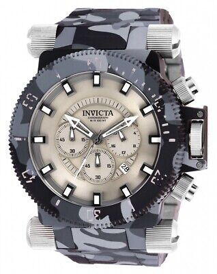 New Mens Invicta 26737 Coalition Forces 51mm Stainless Steel Watch