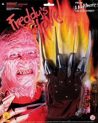 Nightmare on Elm Street Freddy Krueger Costume Glove](Nightmare On Elm Street Costumes)