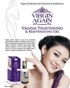 Vigina tightening gel lotion tight gel feel virgin again