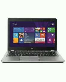 TOP RANGE HP FOLIO 9480M ULTRABOOK LAPTOP- i7 4600u- 12GB RAM- 500GB HDD