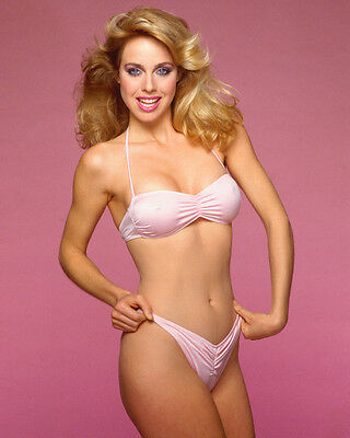 Jenilee Harrison Color Threes Company Photo Bikini