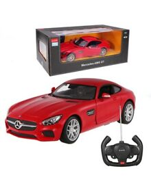 Brand New Sealed Mercedes AMG GT 1:14 Scale Remote Control Car Opening Doors