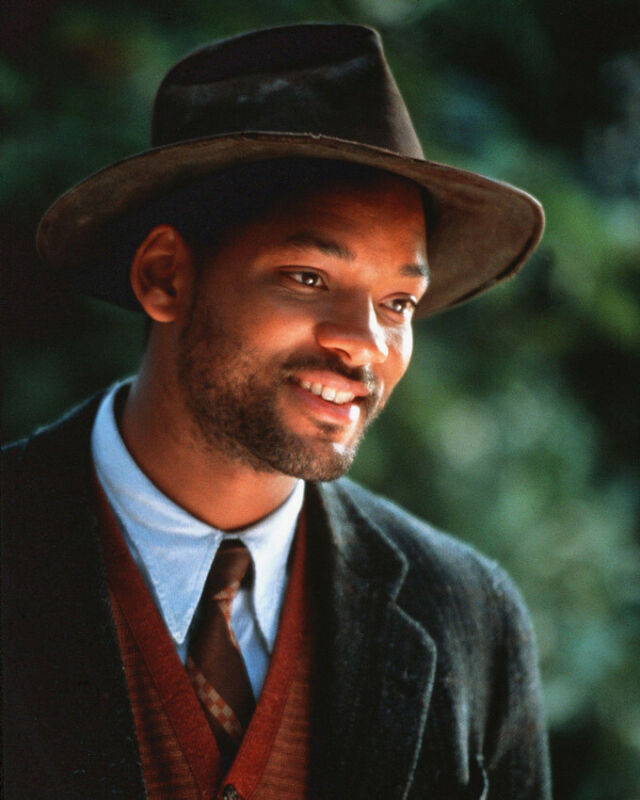 THE LEGEND OF BAGGER VANCE WILL SMITH 8X10 PHOTO