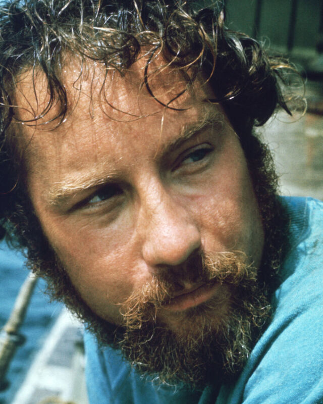 RICHARD DREYFUSS FROM JAWS 8X10 COLOR PHOTO