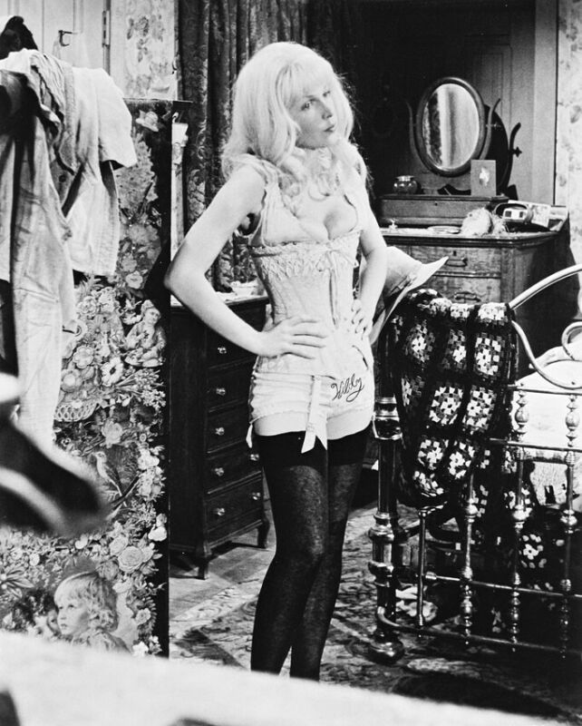 THE BALLAD OF CABLE HOGUE STELLA STEVENS 8X10 PHOTO