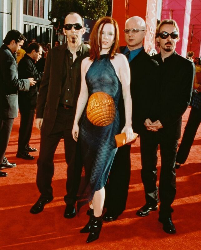 Garbage Shirley Manson Color 8x10 Photo