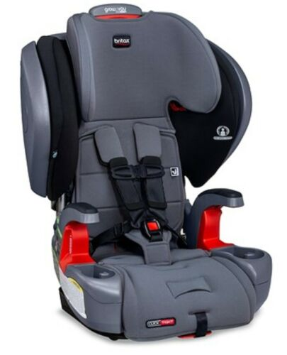 Britax Grow With You ClickTight Plus Child Safety Booster Car Seat Otto SafeWash