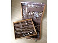 Nickel Bronze Cutlery Set
