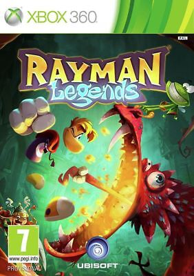 Rayman Legends Classics 2 Xbox 360 Game 3+ Years