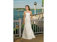 Ivory Wedding Dress - Mori Lee by Madeline Gardner - Size 18