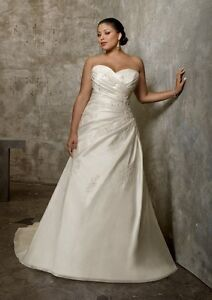 Mori Lee Bridal Gown with Veil