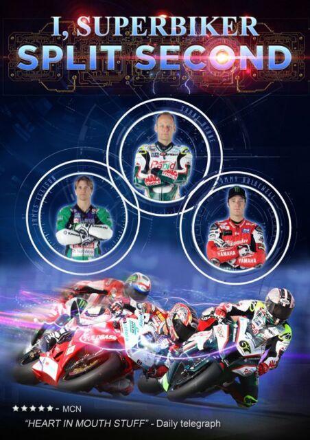 I Superbiker V: Split Second 2015 DVD