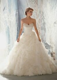 Stunning Mori Lee wedding dress