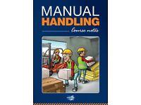 Need an Manual Handling Training Certificate