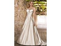 Stunning ivory wedding dress for sale size 8-10 - Brand new with tags