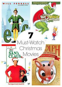 7 Must-Watch Christmas Movies