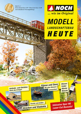 Noch 71908 Magazin Modell-Landschaftsbau heute