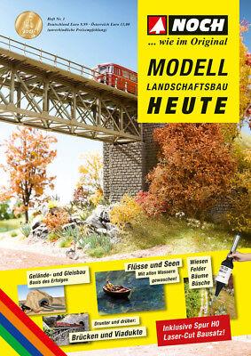 "Noch (71908): Magazin ""Modell-Landschaftsbau heute"""