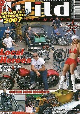Halloween Motorcycle Run (Wild Motorcycles #62 -LYON- Hivernale du SOG, Run du GAR, BTR)