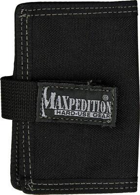 Maxpedition Mx217b Black Nylon Urban Wallet