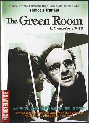 The Green Room (AKA) La chambre verte (1978) DVD, NEW ...