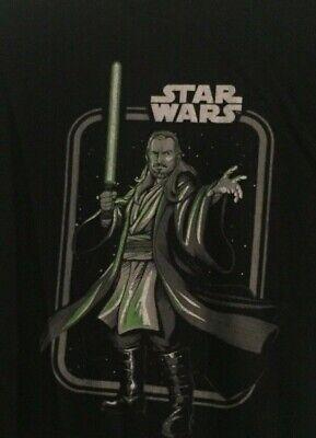 Star Wars Smugglers Bounty Box Qui Gon Jinn Funko Shirt