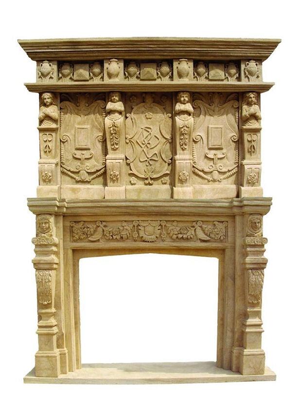 Victorian Marble Mantel