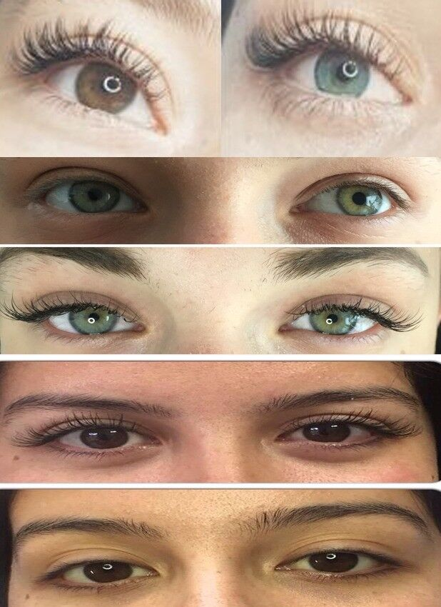 b4d6d569517 *Semi-Permanent Eyelash Extensions* Fully Natural and Hybrid Volume Cruelty-Free  Southwest London