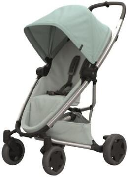 Quinny Zapp Flex Plus Frost on Grey Buggy 1398994000