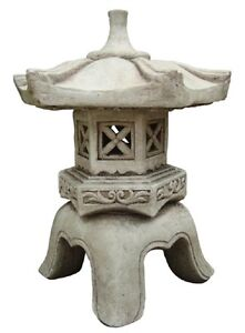Japanese lantern ebay for Japanese pond ornaments