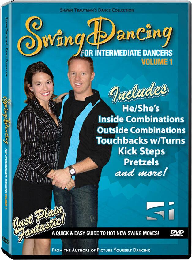 Learn SWING DANCING INTERMEDIATE Vol 1 Dance Video - Trautma