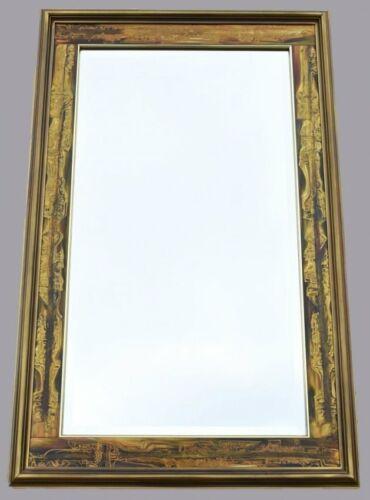 Bernhard Rohne for Mastercraft Brutalist Mirror