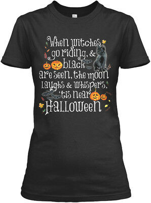 Halloween Is Near! Gildan Women's Tee - Halloween Is Near