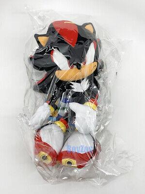GENUINE Sonic the Hedgehog Shadow Stuffed Plush 12