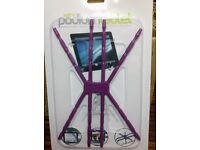 Spider Podium Tablet Holder Flexible Stand for iPad Fire Samsung Galaxy Microsoft all Tablets - NEW