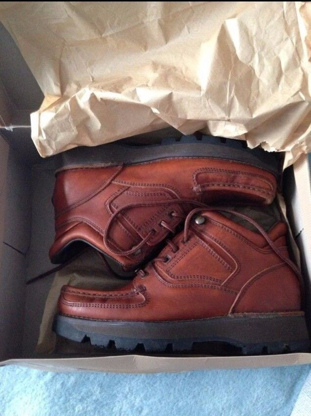 Rockport Boots - New - Leather