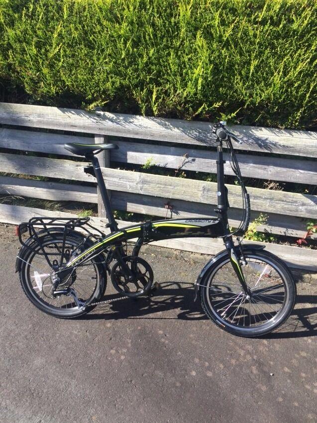 Carrera Crosscity Folding E Bike Price Drop In Carlisle Cumbria