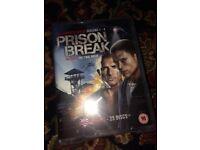 Prison Break Seasons 1-4