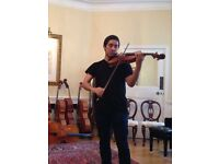Piano Violin and Viola Teacher / Teaching / Tuition - Beginners to Advanced