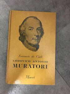 LIBRO-LODOVICO-ANTONIO-MURATORI-VITA-OPERA-EPOCA-DE-CARLI-MACRI-039-Macri-1955