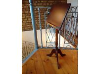 Smart, new wooden music stands: ex shop stock - bargain prices!
