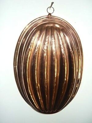 Shape Pudding Modern Copper Polished to Hang