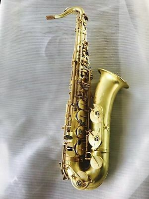 Professional C Melody Saxophone Perfect sound Free  Neck +case , used for sale  Shipping to Canada