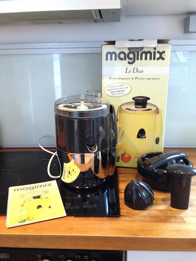 Magimix Le Duo Juicer