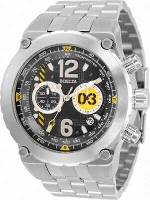 Invicta Aviator Chronograph Quartz Black Dial Men's Watch 31588
