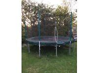 TP 299 12ft trampoline