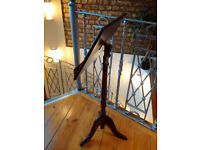 New, high quality wooden music stands: ex shop stock at bargain prices!
