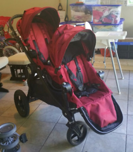 Almost NEW City Select Stroller with 2nd Seat